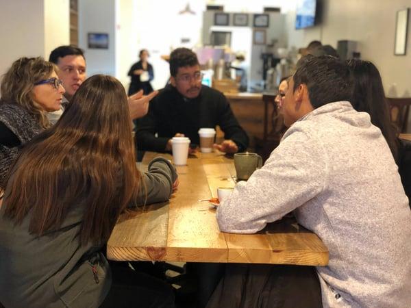 international students conversations