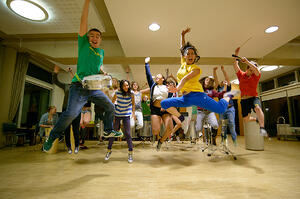 English Class Chango Group Carnival