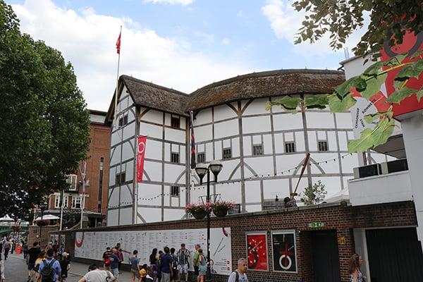 Shakespeares Globe lo